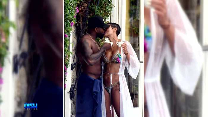 Nicole Murphy Responds To Pics Of Her Scandalous Smooch With Lela Rochon's Husband