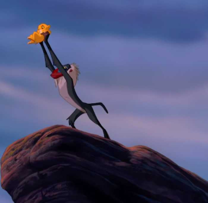 Five things you didn't know about 'The Lion King'