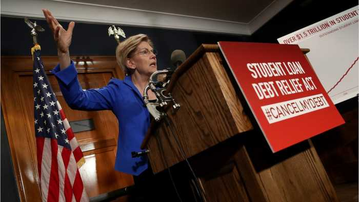 Elizabeth Warren Wants To Relieve $640 Billion In Student Loan Debt With New Bill