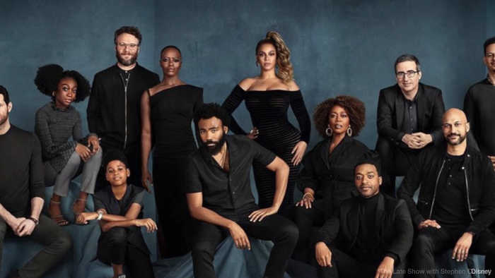 Beyoncé was photoshopped into 'The Lion King' cast picture