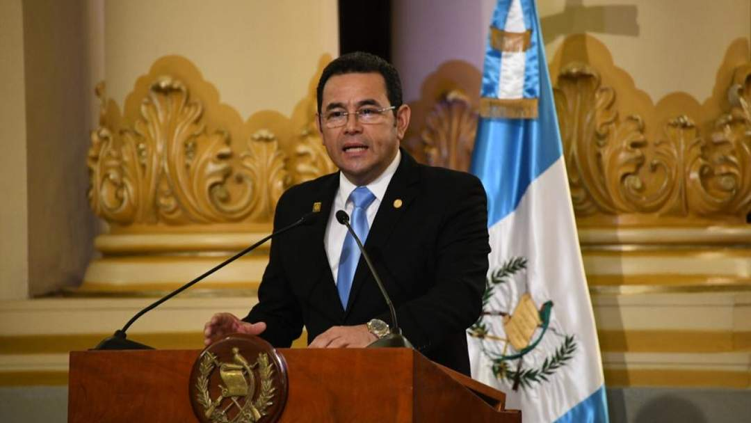Guatemalan President Appeals Ruling That Blocked U.S. Immigration Deal