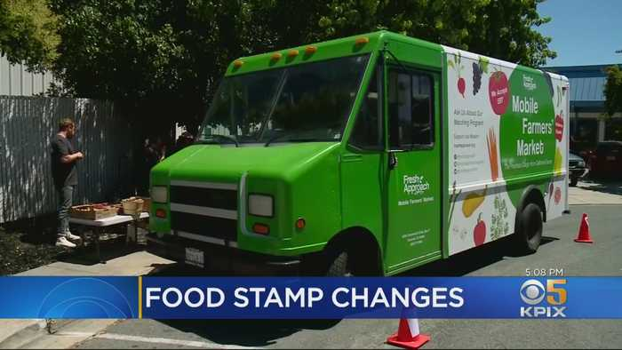 Change In Food Stamp Allocation Rules Could Impact CalFresh Program