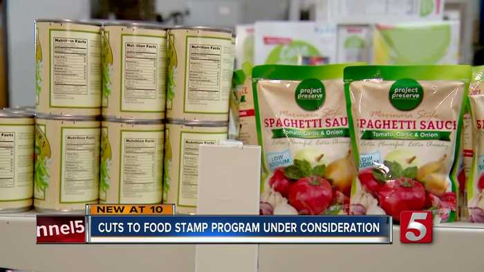 Thousands of Tennesseans could lose food stamp benefits