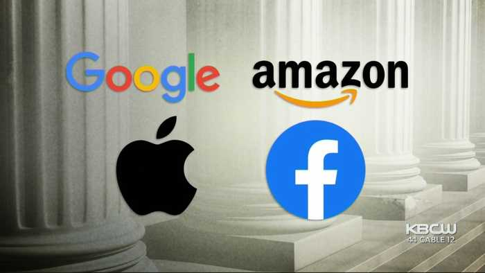 Justice Department Launches Antitrust Probe Of Big Tech Companies