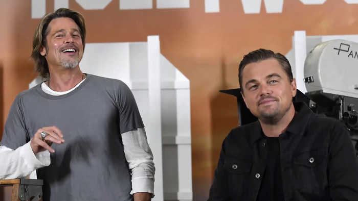 Quentin Tarantino says everyone wanted Brad Pitt's role in 'Once Upon a Time in Hollywood'