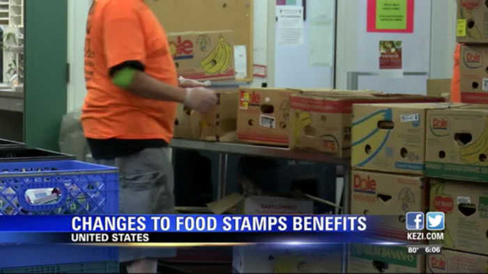 Proposed food stamp cuts could leave many hungry, Food For Lane County says
