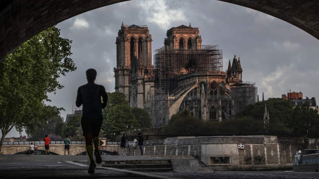 Intense Heat Wave Could Damage Notre Dame Cathedral Even Further