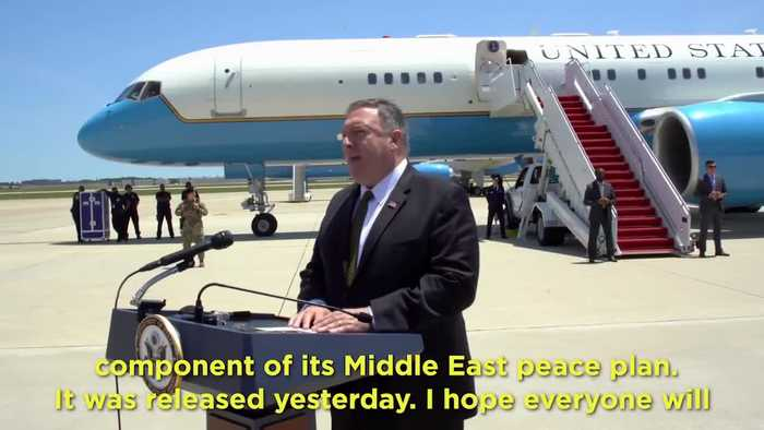 Mike Pompeo touts coalition with Saudia Arabia and UAE