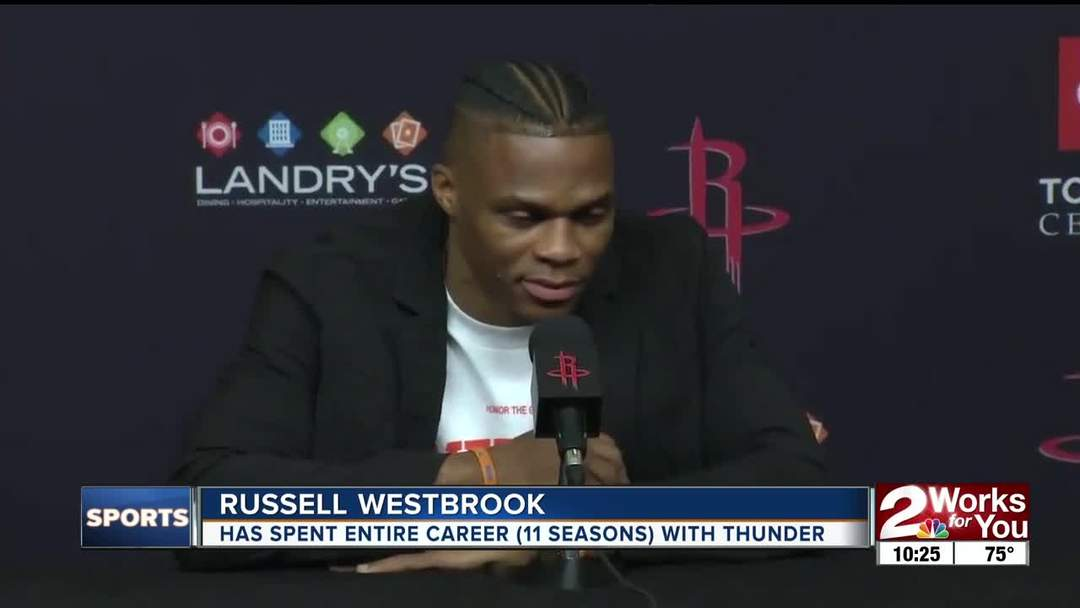 Westbrook Confident His Playstyle Fits with Harden