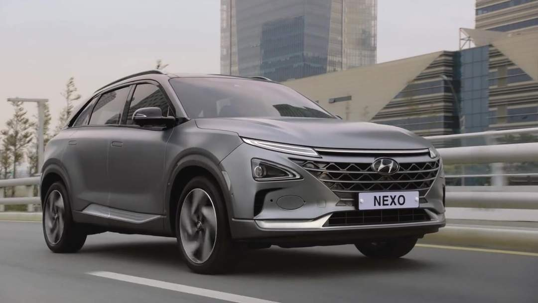 2020 Hyundai Nexo Trailer One News Page Video