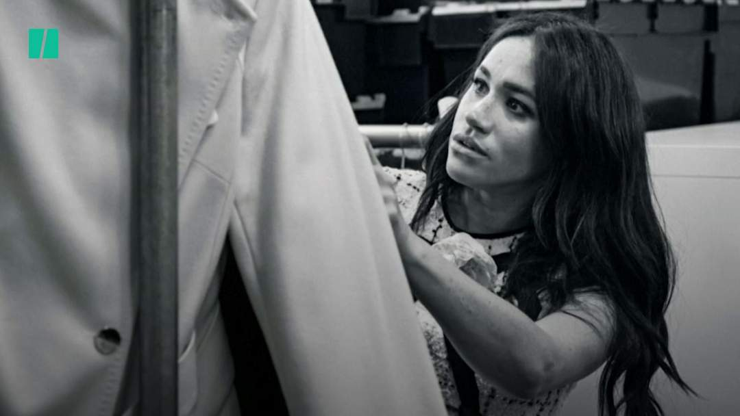 Meghan Markle Guest Edits The September Issue Of Vogue