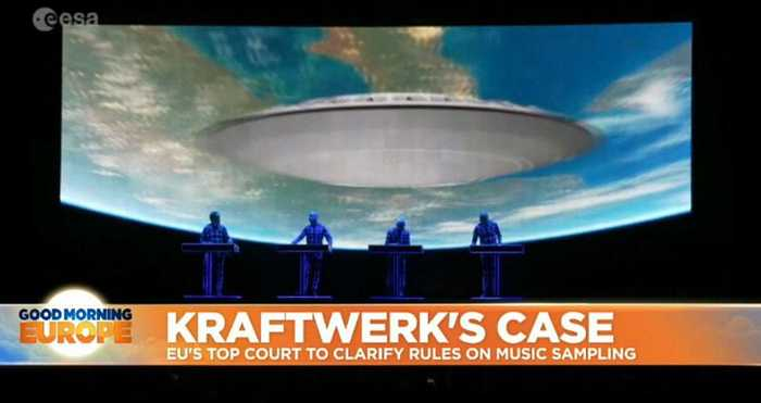 Kraftwerk sampling case: EU top court rules on 20-year dispute over two-second clip