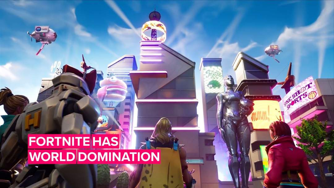 Fortnite fever! The World Cup by the numbers
