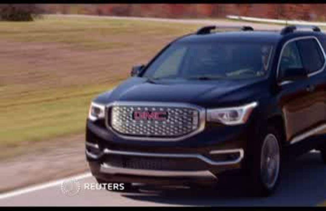 Pickups drive GM's profit beat