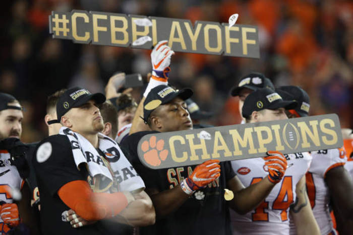 Clemson Tops Preseason Coaches Poll for First - One News ...