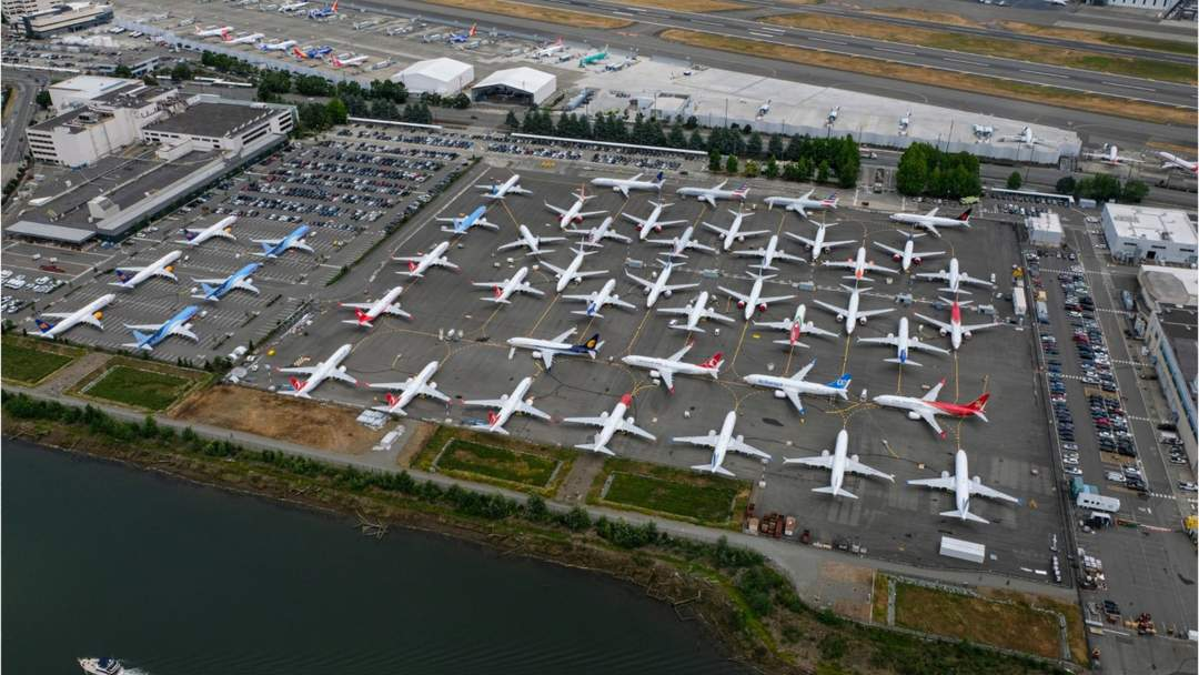 Boeing To Redesign 737 Max
