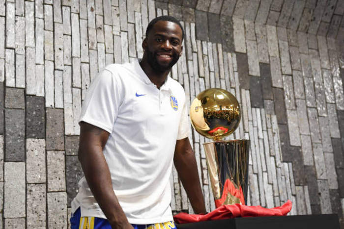 Draymond Green Agrees to $100 Million Extension With Warriors