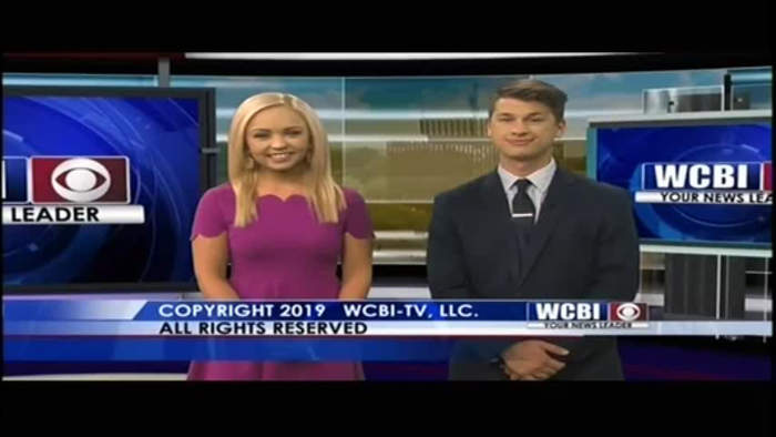 WCBI News at Ten - Sunday August 4th, 2019