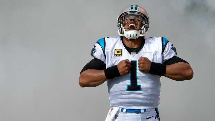 Is Cam Newton a Better Fantasy Quarterback than an NFL Signal Caller?
