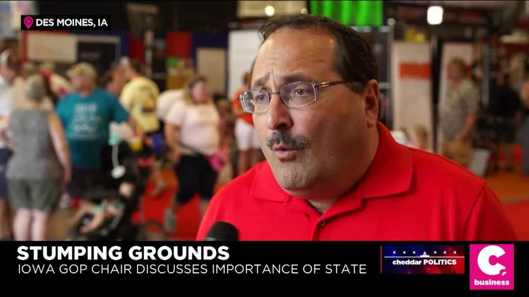 Iowa's GOP Chairman on the 2020 Election
