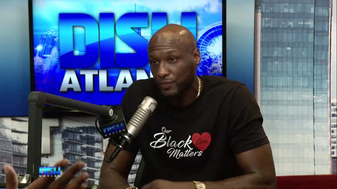 Exclusive: Lamar Odom & New Boo, Sabrina Parr, - One ...