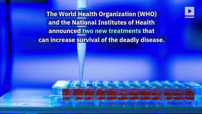 Ebola Is Now a Curable Disease