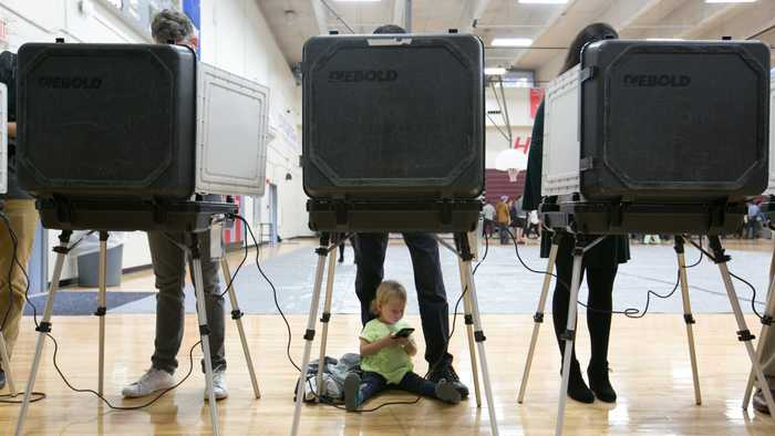 Judge Orders Georgia To Update Voting Machines For 2020 Primary