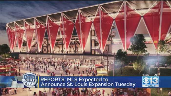Reports: MLS Expected To Announce St. Louis Expansion Tuesday
