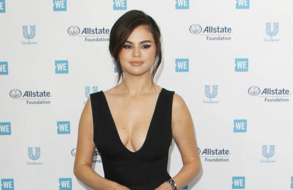 Selena Gomez creating own beauty line?