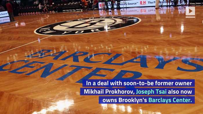 Alibaba Co-Founder to Take Over as Brooklyn Nets Sole Owner