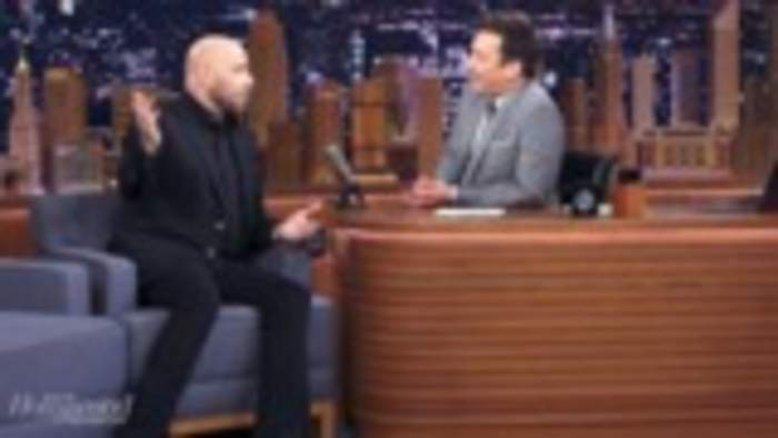 John Travolta Takes On the 'Travolt-Off' Challenge on 'Fallon' | THR News