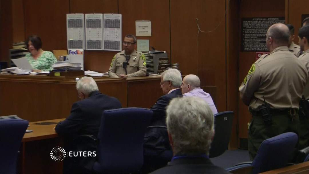Jury finds 'Hollywood Ripper' guilty of murder