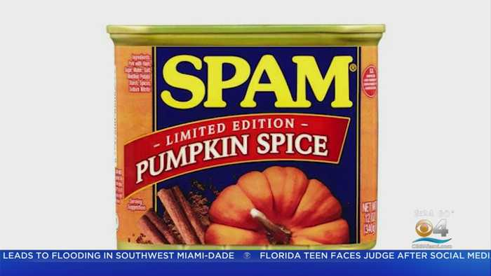 Trending: Pumpkin Spice Spam