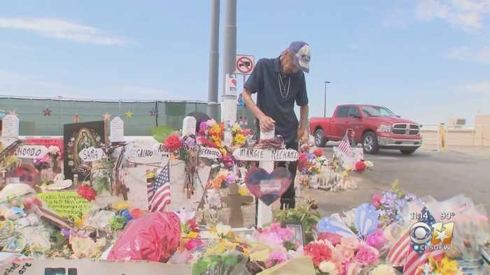 Hundreds Expected At El Paso Shooting Victim's Funeral After Widower Invites Public