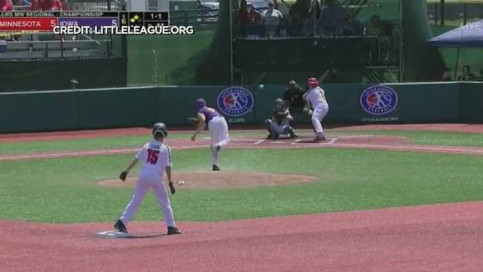 Twin Cities Team Plays In Little League World Series