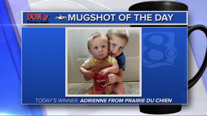 Mug shot of the day - 8/16/19 - Adrienne from Prairie du Chein
