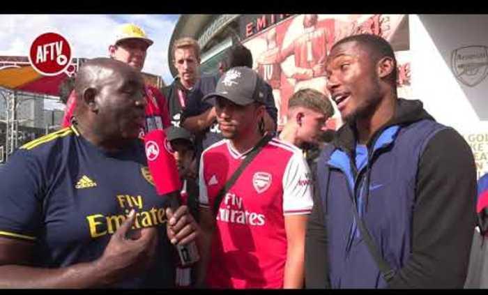 Arsenal 2-1 Burnley  | Aubameyang Can Win The Golden Boot Again! (Curtis & Broadz - AFTV FC)