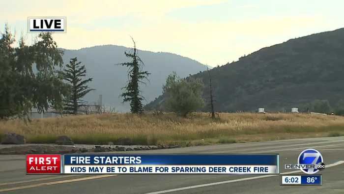Officials considering Deer Creek Canyon Park Fire to be human-caused; fire now contained