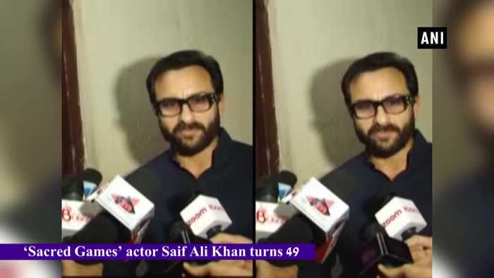 Wishes pour in for Saif Ali Khan as he turns 49 today