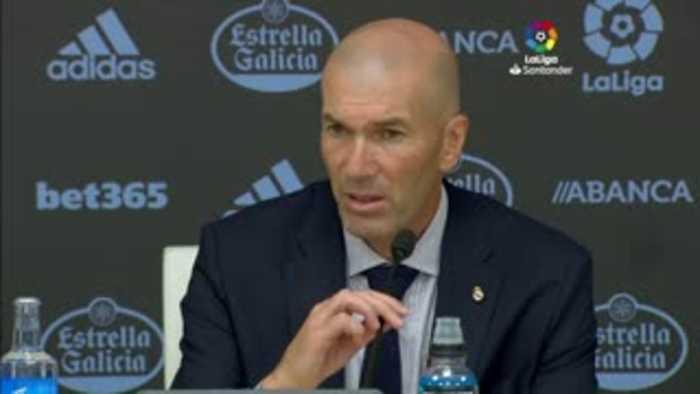 Zidane: Bale is staying at Madrid