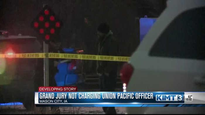 Reaction to Railroad railroad shooting verdict