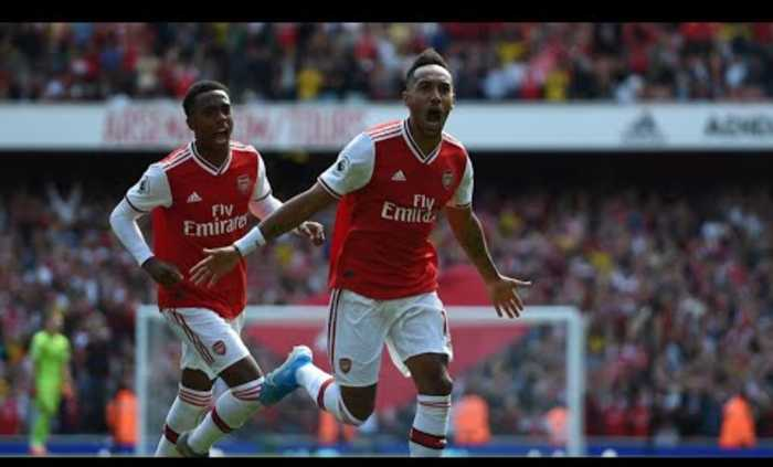 Arsenal Players Are Confident & Want Revenge Against Liverpool! (Aubameyang Live w/ Lumos)