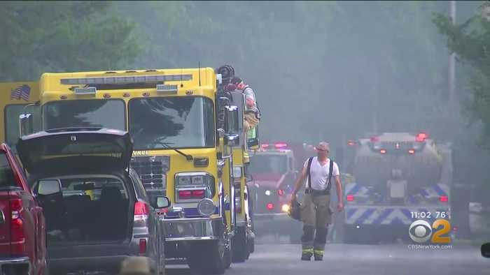 One Dead After Fiery Plane Crash In Dutchess County