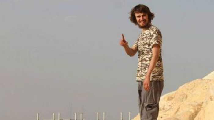'Jihadi Jack' stripped of UK citizenship