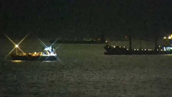Iranian tanker leaves Gibraltar despite US pressure to detain it
