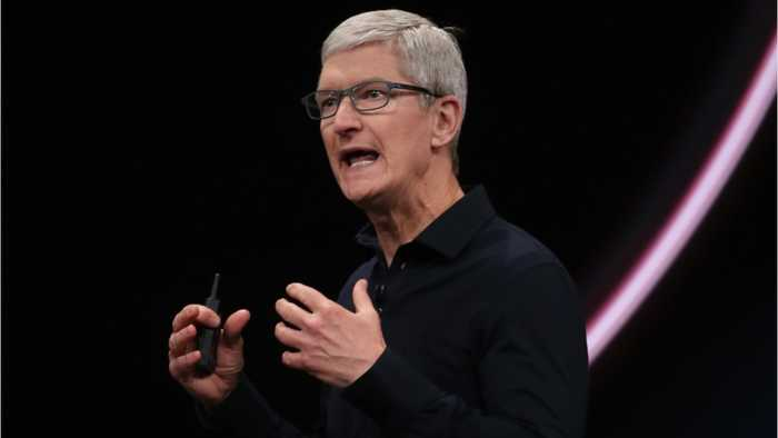 Tim Cook Makes