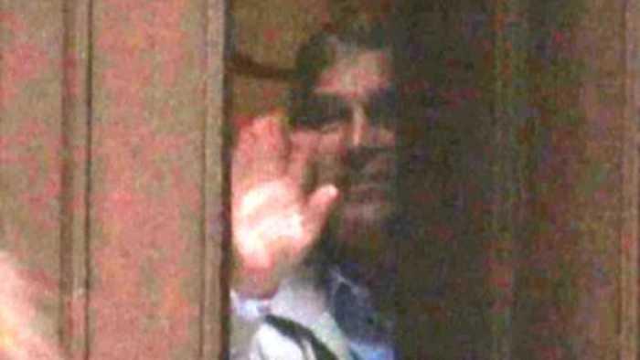 Footage shows duke inside Epstein's mansion