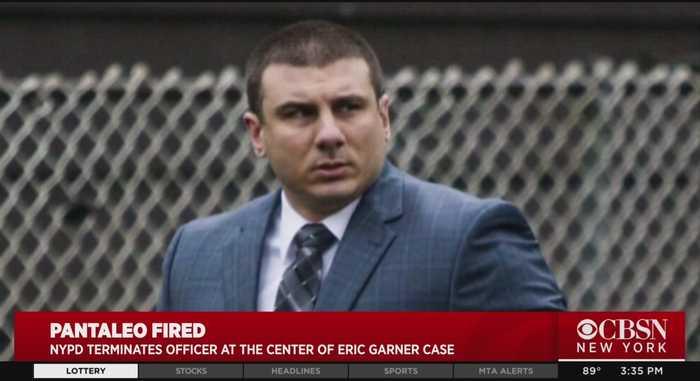 Eric Garner Aftermath: NYPD Fires Officer Daniel Pantaleo