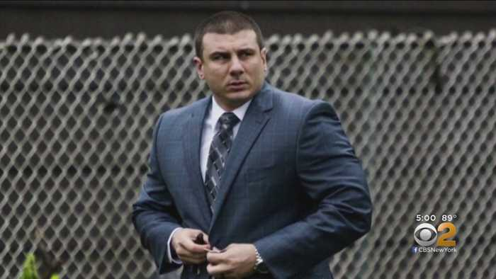Officer Daniel Pantaleo Fired Over Eric Garner's Death