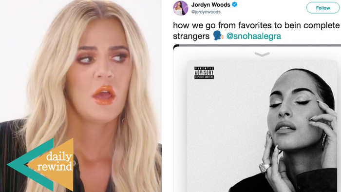 Jordyn Woods Sends SUBLIMINAL Message To Kylie! Khloe Kardashian Talks About Being CHEATED On | DR